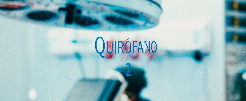 Información Quirofano